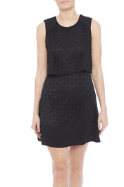 Ya Los Angeles Laser-Cut Dress - Product Mini Image