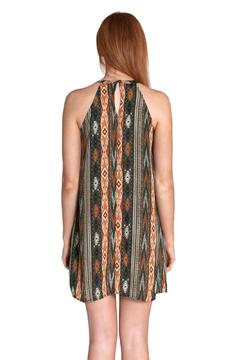 Ya Los Angeles Aztec Print Dress - Alternate List Image
