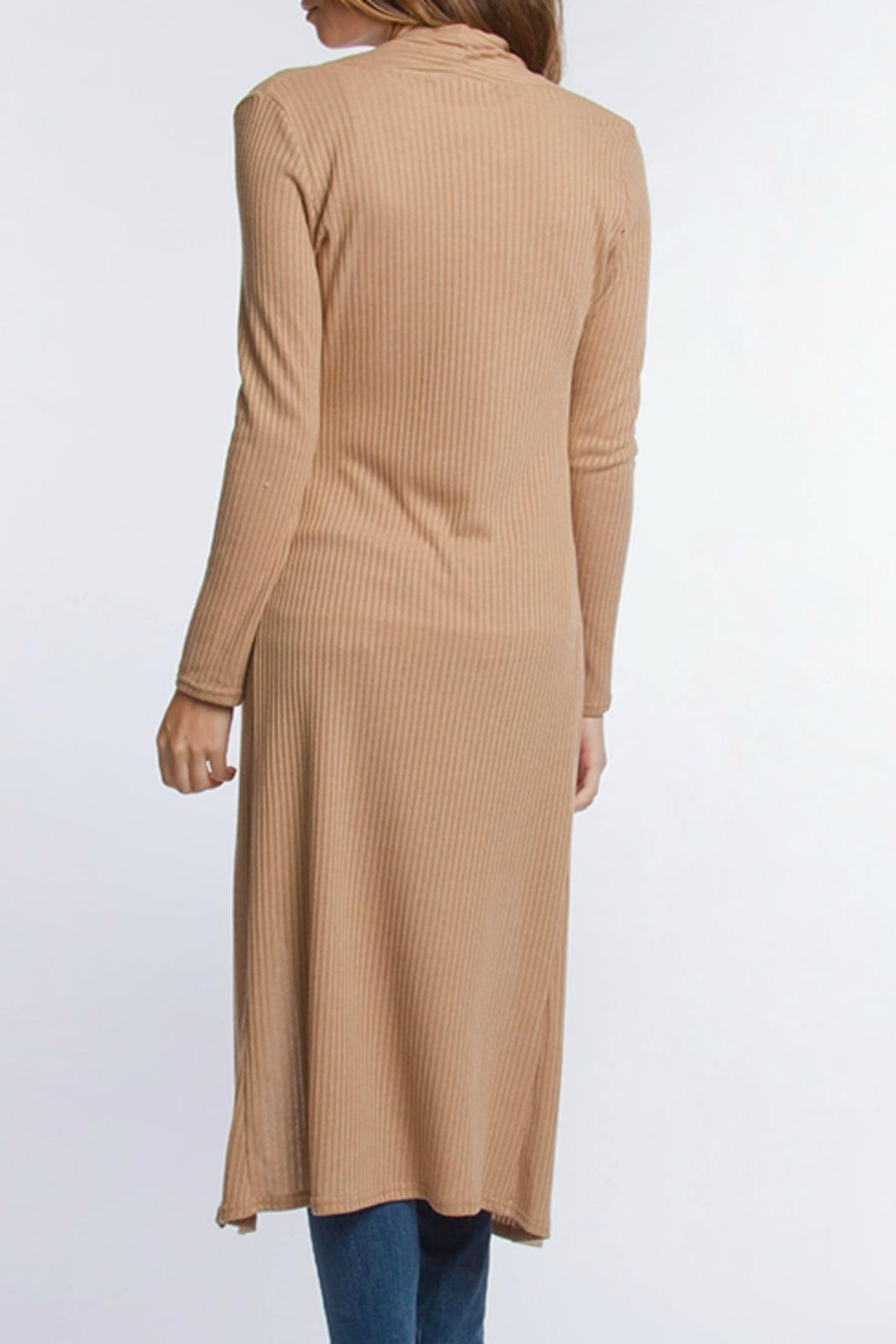 Ya Los Angeles Camel Maxi Cardigan from New Jersey by London Rose ...