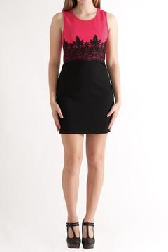 Ya Los Angeles Crochet Wait Dress - Product List Image