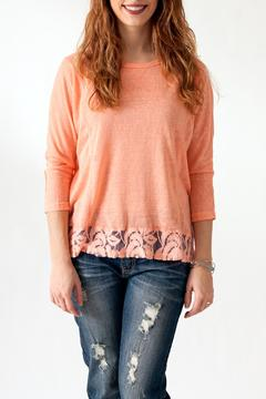 Ya Los Angeles Lace Back Top - Product List Image
