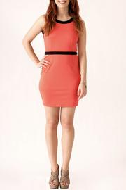 Ya Los Angeles Open Back Dress - Front cropped