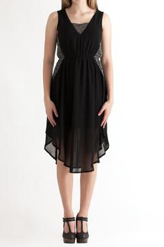Ya Los Angeles Sequin Contrast Dress - Product List Image