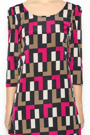 Yahada Purple Block Dress - Other