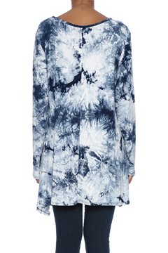 Yahada Tie Dyed Top - Alternate List Image
