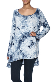 Yahada Tie Dyed Top - Product Mini Image