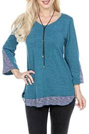 Yak n Yeti Bell Sleeve Sweater - Product Mini Image