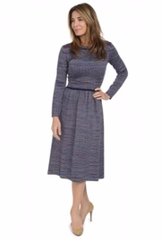 Yal NY Multi-Printed Knit Dress - Product Mini Image