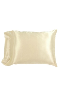 Shoptiques Product: Silk Pillow Case Set