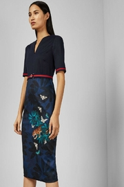 Ted Baker London Yalila Bodycon Dress - Front cropped