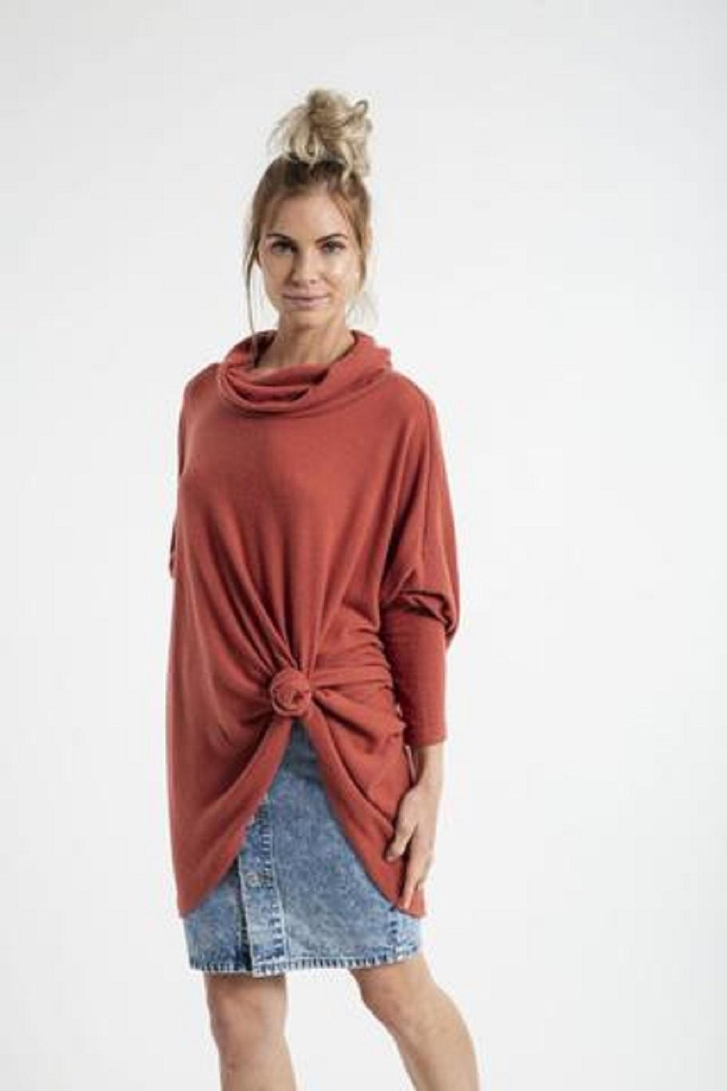 Yana Portland Sweater - Main Image