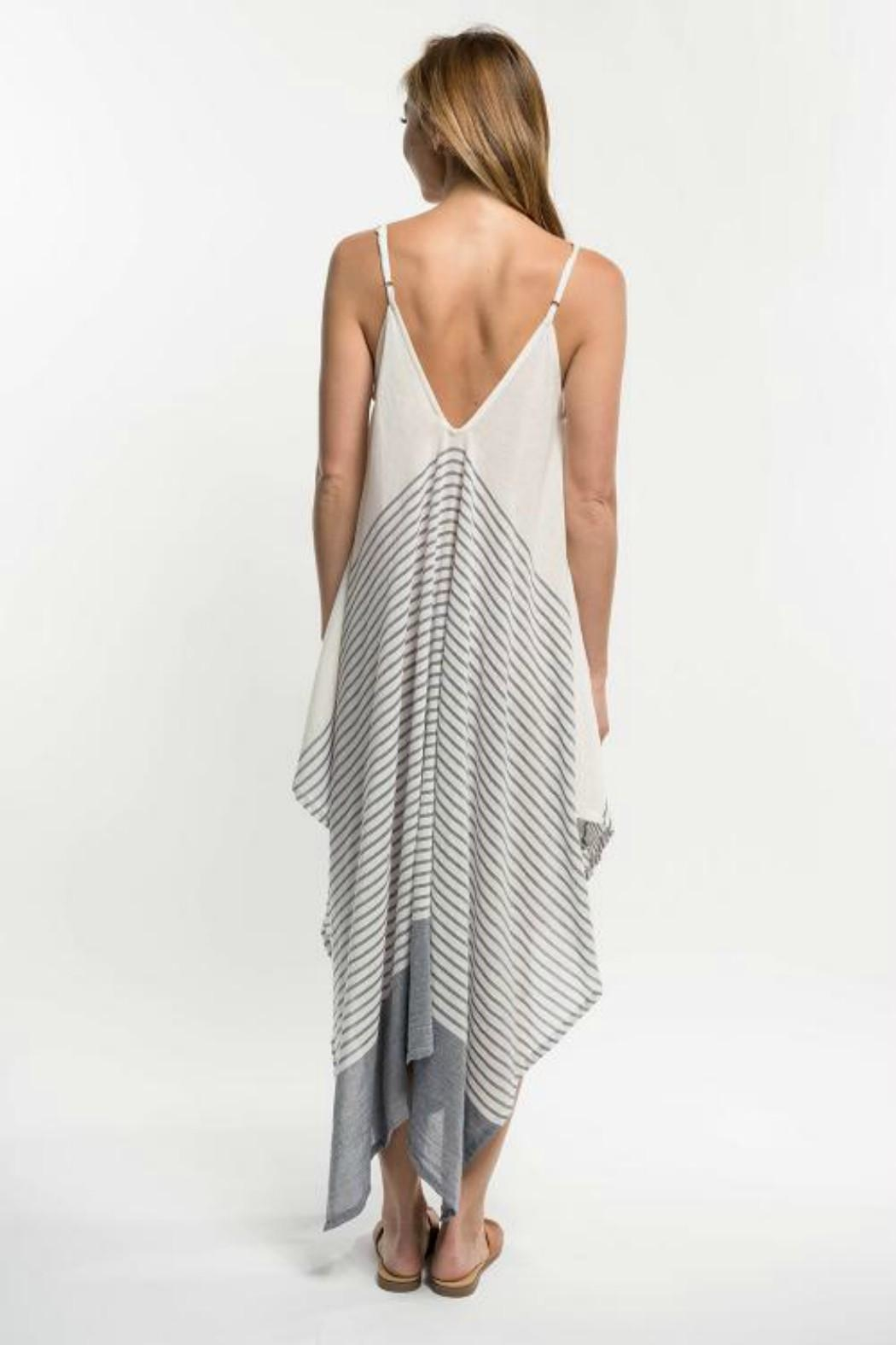 Unknown Factory Yarn Dye Maxi - Front Full Image
