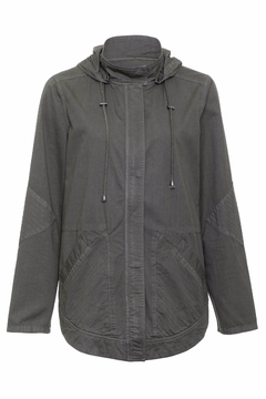 Yarra Trail Cotton Khaki Jacket - Product List Image