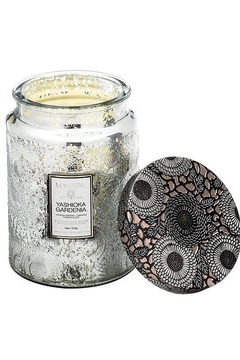 Shoptiques Product: Yashioka Gardenia Large Jar Candle