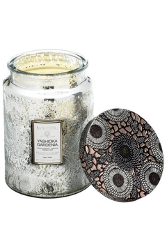 Voluspa Yashioka Gardenia Large Jar Candle - Alternate List Image