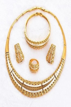 Shoptiques Product: Yatksan Jewelry Set