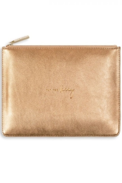 Shoptiques Product: Yay For Vacay Pouch