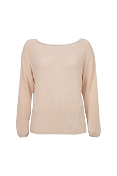 Shoptiques Product: Batwing Pintuck Sweater