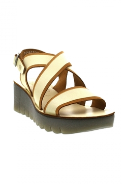 Fly London Yaze Wedge Sandal - Product List Image