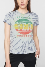 Pam & Gela Yea Tie-Dye Tee - Product Mini Image