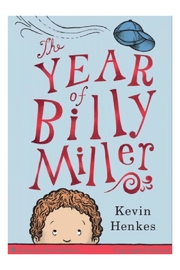 Harper Collins Publishers Year Of Billy-Miller - Front cropped