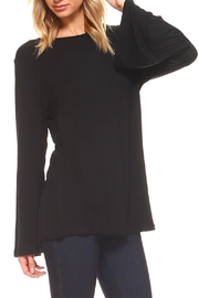 Yelete Bell Sleeve Top - Front cropped
