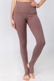 Yelete High Rise Stirrup Leggings - Product Mini Image