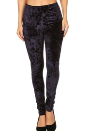 Yelete Icy Velvet Leggings - Side cropped