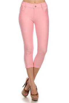Shoptiques Product: Jean Capri Jegging