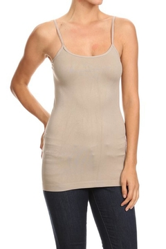 Yelete Spaghetti-Strap Cami Top - Product List Image