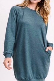 Yelete The Best Sweaterdress - Front full body
