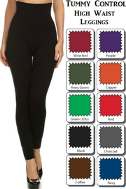 Yelete Tummy Control Leggings - Product Mini Image