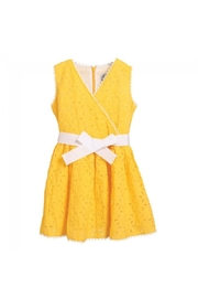 Rockin' Baby Yellow Broderie Anglaise - Product Mini Image