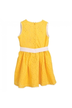 Rockin' Baby Yellow Broderie Anglaise - Alternate List Image