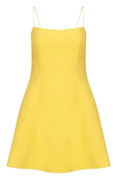 LIKELY Yellow Carter Dress - Alternate List Image