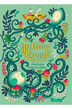 Simon & Schuster Yellow Kayak - Alternate List Image