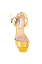 Vintage Havana Yellow Patent Sandal - Other