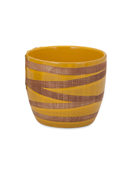 Shoptiques Product: Yellow Pot