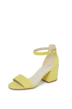 Kenneth Cole New York Yellow Suede Heel - Alternate List Image