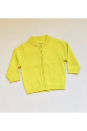 Mayoral Yellow Sweater - Front cropped