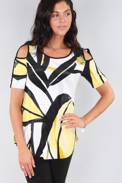 Shoptiques Product: Yellow Top