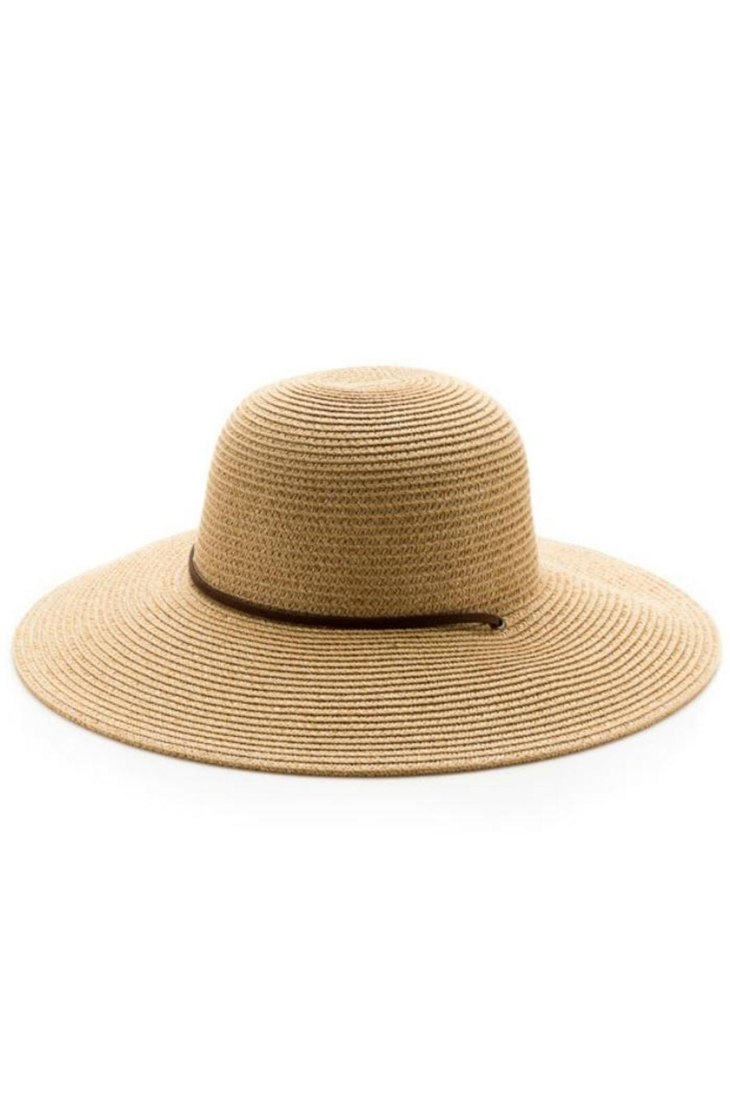 Yellow 108 Sun Hat from Wicker Park by Mulberry   Me — Shoptiques 2fca796b2b4