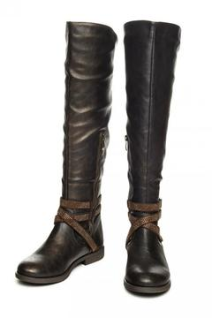 Yellow Box Tall Riding Boot - Alternate List Image