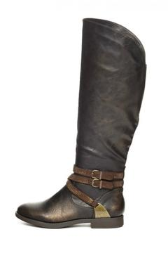 Yellow Box Tall Riding Boot - Product List Image