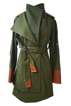 Shoptiques Product: Bold Trench Coat