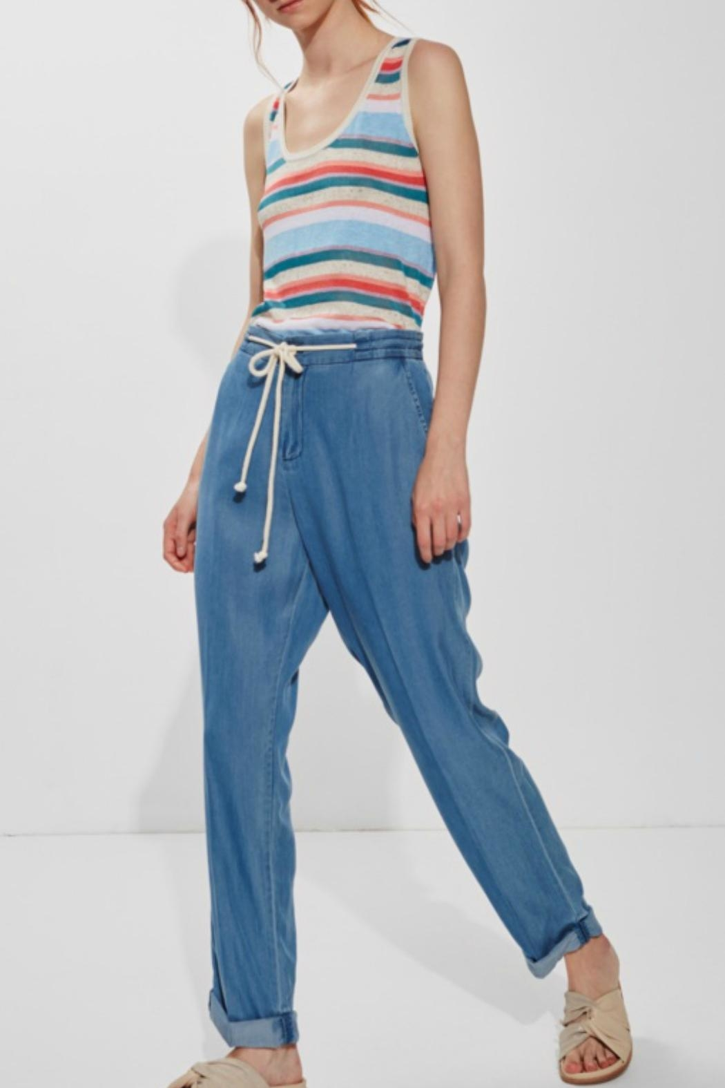 Yerse Beach Pant - Front Cropped Image