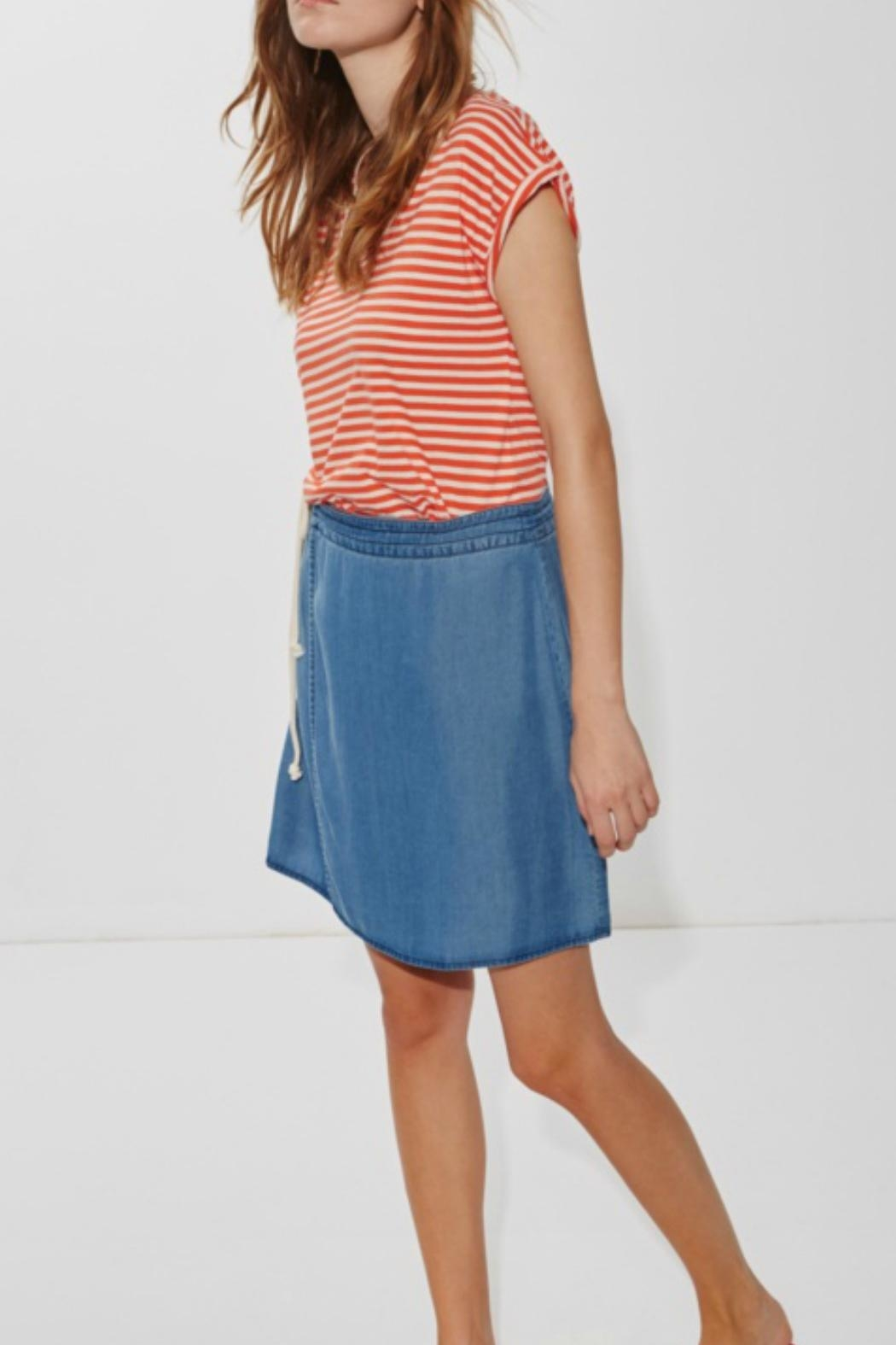 Yerse Beach Skirt - Front Cropped Image