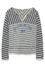 Yerse Nautical Pull-Over - Front full body
