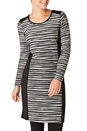 Yest Ashton Stripe Dress - Product Mini Image