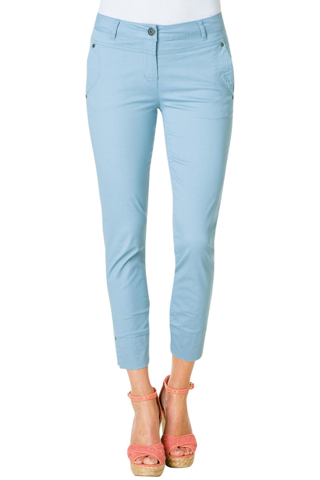 Yest Baby Blue Pants - Main Image